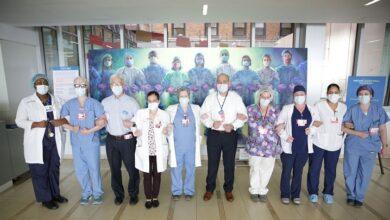 Personal médico de Maimonides Medical Center. Foto Maimonides Medical Center. Imagen referencial.