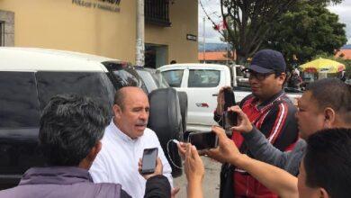 Fernando Silva Prefecto Regional de Cajamarca