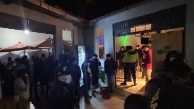 Detenidos en locales nocturnos Cajamarca