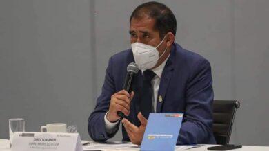 Gobernador de Ancash Juan Carlos Morillo Ulloa.