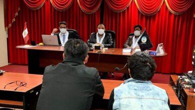 Juzgado Penal Colegiado de la Corte Superior de Cajamarca