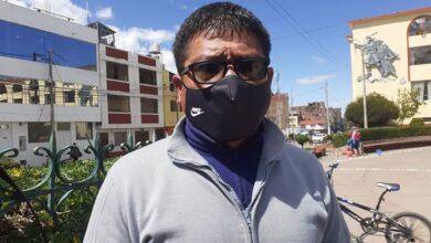 César Hugo Tito Rojas. Foto: Pachamama Radio