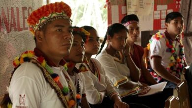 Estudiantes. Foto. FONABIAP
