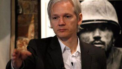 Julian Assange funddor de WikiLeaks
