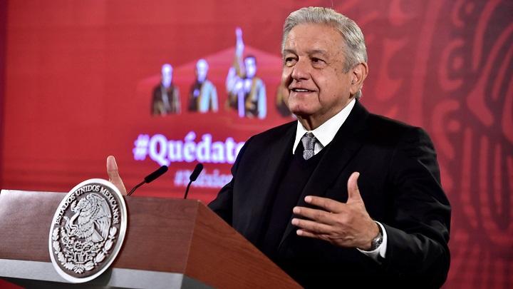 Manuel López Obrador presidente de México