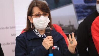 Ministra de Salud Pilar Mazzetti