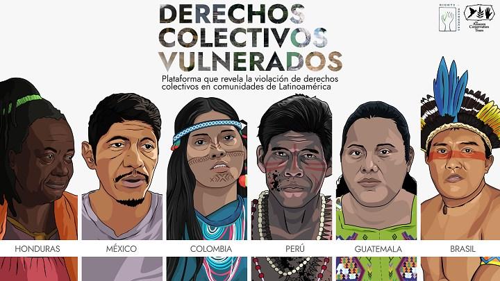 Derechos Colectivos vulnerados. Imagen SERVINDI