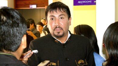 Elmer Cáceres Gobernador de Arequipa