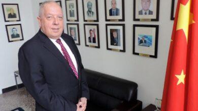 Luis Quesada, embajador peruano en China.