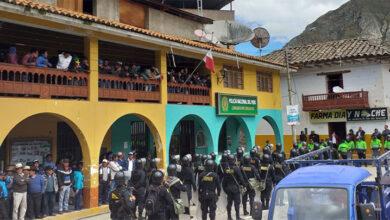 Municipalidad Distrital de Conchucos 25 de arbil 2019. Imagen ilustrativa