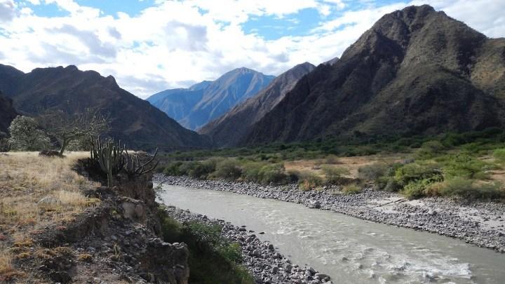 Río Marañon. Foto.Mongabay