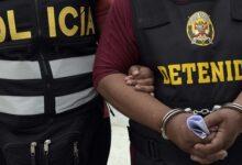 Detenido. Imagen ilustrativa
