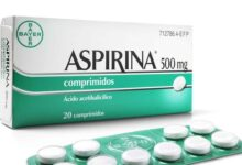 Aspirina imagen ilustrativa