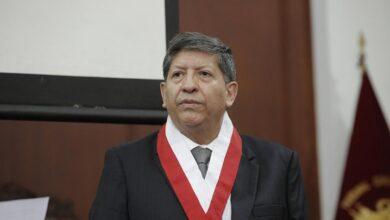 Carlos Ramos, magistrado del Tribunal Constitucional