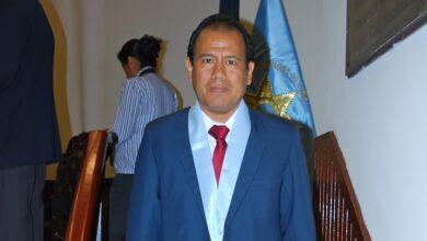 Edgar Tello electo Congresista por Perú Libre