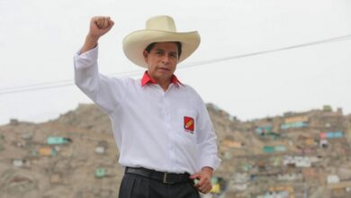 Pedro Castillo Terrones Perú Libre