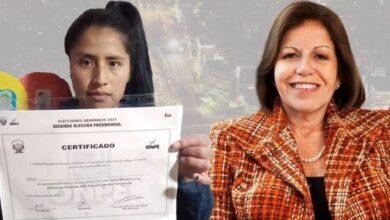 Judith Ccunno desmiente a Lourdes Flores