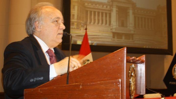 Julián Palacín Fernández, miembro del equipo técnico de Pedro Castillo