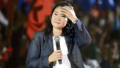 Keiko Fujimori Higuchi