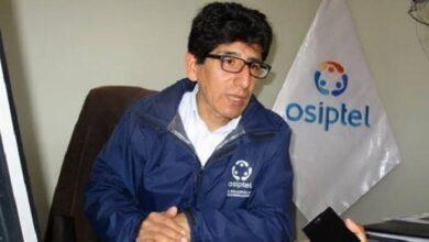 Humberto Arce Cuevas, jefe de la oficina descentralizada Osiptel Cajamarca