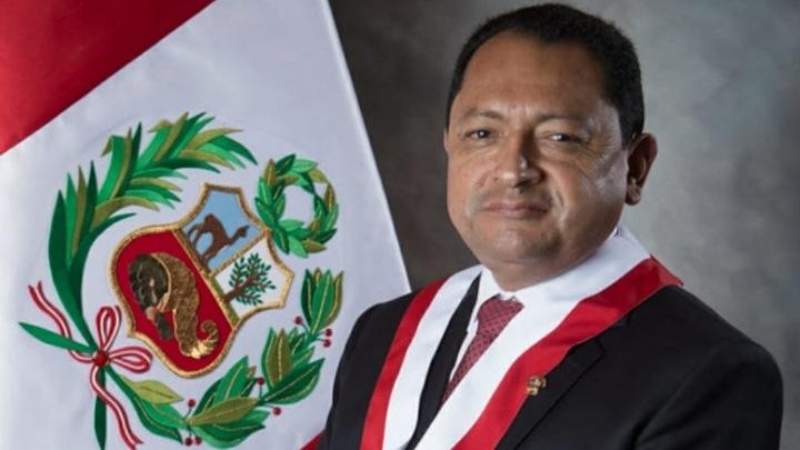 Congresista Segundo Teodomiro Quiroz